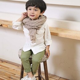 $enCountryForm.capitalKeyWord Australia - C Cute Children Cotton Ring Scarf Kids Collar Collar Neck Warmer Sweet Candy Color Scarves Autumn Winter Girls Accessories