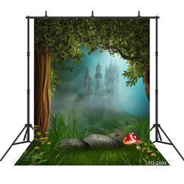 $enCountryForm.capitalKeyWord UK - mushroom tree outlet photography backdrops for children and kids baby shower new born vinyl cloth printed backgrounds photo studio