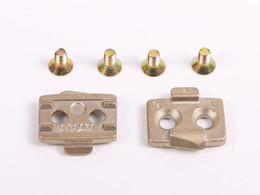 Cycle Pedals Mountain NZ - Costelo MTB Bike Pedals bike cleats Bicycle Cycling Parts brass 1 pair free shipping