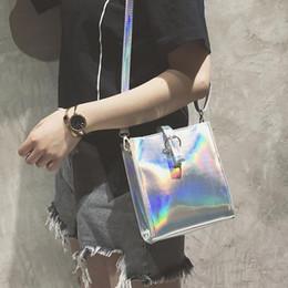 $enCountryForm.capitalKeyWord NZ - 2019 Hot Sales Fashion Candy Zipper Flap Bag Laser Women's Crossbody Bag Shoulder Bag Female Handbag
