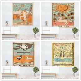 $enCountryForm.capitalKeyWord Australia - 2019 New Retro Athena Statue Tapestry Hanging Wall Bohemia Polyester Wall Decor Cloth Table Cloth Curtain Home Room Decorative Picnic Mat