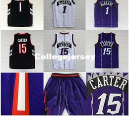 $enCountryForm.capitalKeyWord Australia - Vintage New vc McGrady basketball jersey New Material retro shorts Embroidery Retro jerseys Ncaa
