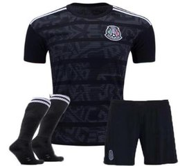 $enCountryForm.capitalKeyWord UK - 2019 Mexico Soccer Jerseys Kit A.GUARDADO 19 20 Mexico CHICHARITO Jersey H.LOZANO Football Shirt CARLOS V Mens Mexico Jersey Kit