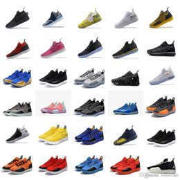 94c20c43155c Cheap kd 11 men basketball shoes for sale Galaxy BHM Christmas White Yellow  Floral ASG youth kids Kevin Durant xi sneakers boots with box