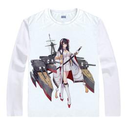 $enCountryForm.capitalKeyWord Australia - Azur Lane T-Shirts Multi-style Long Sleeve Shirts Ship-Girl World of Warships HMS BELFAST C35 Cosplay Shirt