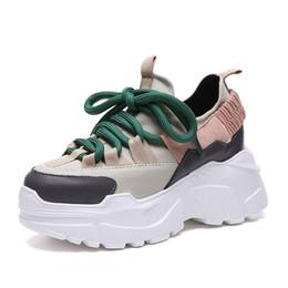 Zapatillas Cuñas Online De Mujeres Invierno Deporte 34L5ARj
