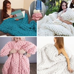 Kings furniture online shopping - Sofa Blanket Blankets and Throws Hand Woven Furniture Decorations Accessories Knitted