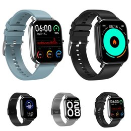 smart watch sim ios heart UK - DT-35 Smart Watch Kw18 Heart Rate Compatible Digital Watch Mini Sim Suitable For Ios And Android Os Bluetooth #QA70029