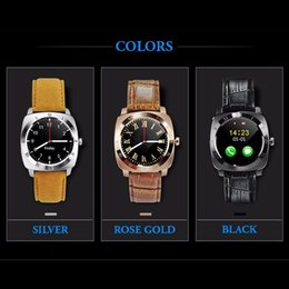Touch Screen Watches For Men Australia - Men X3 Bluetooth Smart Watch With Touch Screen Big Battery Camera TF Sim Card For IOS Android Phone PK Smartwatch DZ09 Q18 U8 V8 A1 GT08