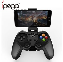 Discount game console tablets - Ipega PG-9078 Wireless Game Console Bluetooth Gamepad Joystick Game Controller For Android IOS Phones Mini Gamepad Table