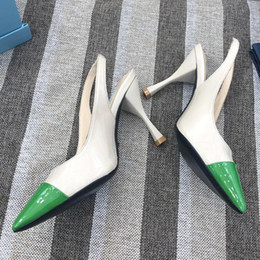 $enCountryForm.capitalKeyWord Australia - 2019 top quality design design dress new womens high heels Korean version of the Baotou hollow sexy highheeled sandals wild single with qg