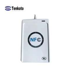 $enCountryForm.capitalKeyWord Australia - ACR122U NFC Reader USB Interface RFID Windows Android Door And Attendance Access Control Intelligent Contactless Smart Card Reader