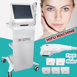 build face 2019 - anti care device high intensity focused ultrasound HIFU FDA hifu body and face ultrasound skin machine collagen building