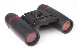Binoculars Telescope Zoom UK - Pocket Sakura Binoculars, 30 x 60 Zoom Optical Binocular Telescope 126m-1000m Black Color With Storage Bag