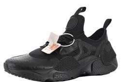 Discount winter football - Mens Huarache E.D.G.E TXT QS Trainers for Men's Huaraches Shoes Male Huraches Shoe Women Hurache Chaussures Womens