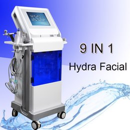 diamond peel facial 2019 - SPA Salon used hydra facial machines diamond peel microdermabrasion machine deep cleaning microcurrent facial equipment