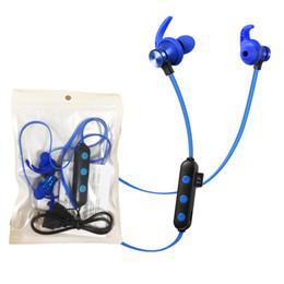 $enCountryForm.capitalKeyWord Australia - XT22 Bluetooth Wireless earphone TF SD Card headphones with Mic bass hifi Headset Stereo Earbuds sports earphones DHL Free Shipping