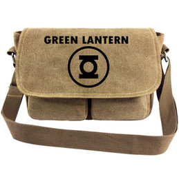 $enCountryForm.capitalKeyWord NZ - Green Lantern messenger bag Super hero Spectre sling case Cool Parallax satchels Sport canvas urick Single shoulder pack Outdoor haversack