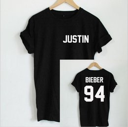 Mens Size Xxl Shirt Australia - Justin Bieber T Shirt Mens Band Boy Tshirt Rock Hip Hop Short Sleeve Name And Age T-shirt Tumblr Clothing Tee Shirt Size Xs-xxl C19040301
