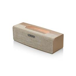Sound Boxes Wholesale Australia - Original SODO L2 Deep Base Wireless Bluetooth Speaker Bluetooth V4.2 Speaker Portable Wireless Stereo Sound Box with Bass For Phone MP3 4