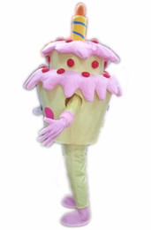 $enCountryForm.capitalKeyWord UK - 2018 Hot sale Adult Size Birthday Cake Mascot Costume Cake Costumes Fancy Dress Halloween