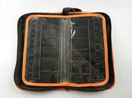 Venta al por mayor de LISHI 2 en 1 Maleta de transporte especial Bolsa de almacenamiento de herramientas de cerrajería (Solo bolsa)