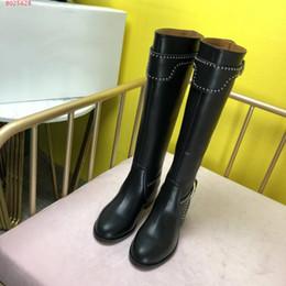 $enCountryForm.capitalKeyWord NZ - New winter wear women's long leather boots high quality leather to thigh designer high quality winter boots