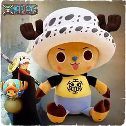 $enCountryForm.capitalKeyWord NZ - One Piece Tony Tony Chopper Stuffed Animal Plush Toys Pillow Car Decoration Valentine's Day Gifts Cute Hot Toys Girlfriend Birthday Gif