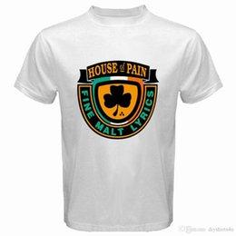 $enCountryForm.capitalKeyWord Australia - New House of Pain Fine Malt Lyrics Rap Hip Hop Men's White T-Shirt Size S-3XL T-shirt Men Fashion Custom Short Sleeve Valentine's