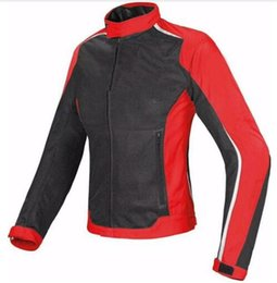 $enCountryForm.capitalKeyWord Australia - 2018 Dain Hydra Flux D-dry Motorcycle Jacket for Women Summer Mesh Racing Clothing Motorbike Knight Riding Jacket