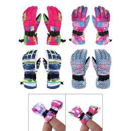 $enCountryForm.capitalKeyWord Australia - 1 Pair Winter Waterproof Gloves Outdoor Sports Female Ski Gloves Warm Anti-skid Wear Riding Ski Breathable Snowboard Gloves