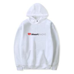 71d8dd00cdfaac I Heart Radio Hoodie 5 Colors 3 Styles Men Women Long Sleeve Sweatshirts  Letters Printed Casual Hoode Pullover 2XS -4XL