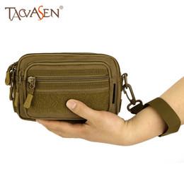 Molle Bags Packs Australia - Protector Plus Outdoor Tactical Bag Waist Pack Molle Pouch Pocket Men Women Wallet Mobile Phone Bags Single Shoulder SH-SHZ-29 #109049