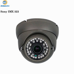 camera housings cctv Australia - Metal housing Dome Camera HD 2.0mp resolution in Sony imx323 chipset Support AHD TVI CVI CVBS hybird 4 in 1 mode CCTV Security Camera