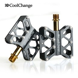 $enCountryForm.capitalKeyWord Australia - CoolChange mountain bike pedals lightweight skid Perlin modified road bike parts bicycle pedal Universal
