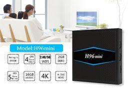 $enCountryForm.capitalKeyWord Australia - H96 mini Smart TV BOX Amlogic S905W 2GB 16GB Android 7.1 TV Box BT 4.0 2.4G 5G Dual WiFi Media Player