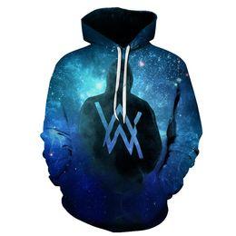 $enCountryForm.capitalKeyWord Australia - 2019 Fashion Wholesales Fashion Clothing Unisex 3D Printing Sweatshirt Pullover Hoodies Custom designer mens S-6XL A3