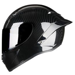 $enCountryForm.capitalKeyWord Australia - new 2019 Carbon Fiber painting ABS EPS Liner DOT Certificate Full Face Motorcycle Helmet