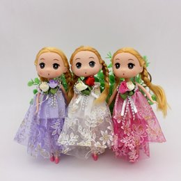 Cloth Bouquet Australia - 18cm confused doll cartoon bouquet doll wholesale wedding throwing cloth doll wedding gift Beautiful Classic dolls for children's gift