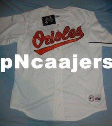 f83783697 Cheap Retro  10 MIGUEL TEJADA Majestic Baltimore White Jersey XL Jones  Ripken Davis NWT Mens Stitched Baseball jerseys