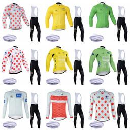 Tour france bike online shopping - SUNWEB TOUR DE FRANCE team blue M Long Cycling Jersey Set Bike Pants Men Winter Thermal Fleece BICYCLE Maillot Culotte Clothing52350