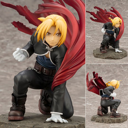 Japanese pvc figures online shopping - Anime Fullmetal Alchemist Edward Elric Japanese figure action collectible model toys cm no retail box