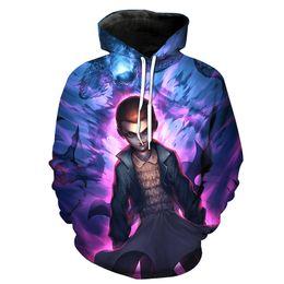 $enCountryForm.capitalKeyWord NZ - 3D Movie Character Printed Man Hoodies Large Sizes Men Hooded Sweatshirts Long Sleeve Pullover Casual Tracksuit