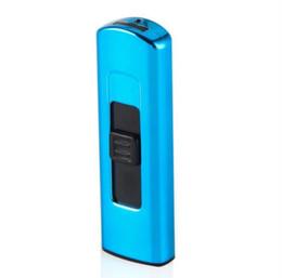 $enCountryForm.capitalKeyWord UK - Newest Colorful USB Cyclic Charging Electronics Lighters Beautiful Plastic Innovative Design For Cigarette Smoking Pipe Tool Hot Cake