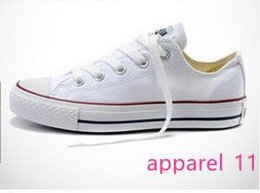 ladies sports canvas shoes Australia - new quality classic low waist and high waist canvas casual shoes sports shoes men's   ladies canvas shoes size EUR 35-46 retail free de