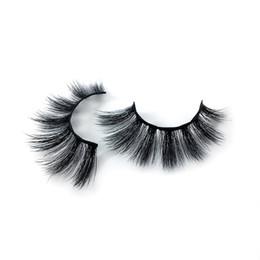 $enCountryForm.capitalKeyWord UK - A25 The newest A pair of mink false eyelashes cross eyelashes thick hot sales false eyelash ripple silk eyelash