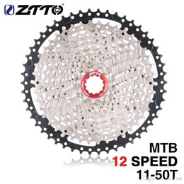 Bicycling Gear Australia - ZTTO HITO MTB Bike 12Speed 11-50T Cassette Freewheel MTB bicycle parts for K7 Eagle XX1 X01 X1 GX
