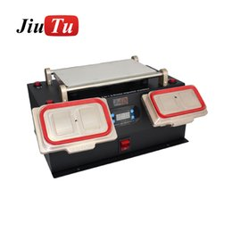 Vacuum frame online shopping - Built in Vacuum Pump Touch Screen Separator Middle Bezel Frame Separate Split Machine Mold For iPhone Samsung LCD Glass Repair
