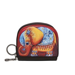 $enCountryForm.capitalKeyWord UK - Fashion Coin Purses bag Women's Cartoon Change Wallet Korean Edition Cute Student Mini Zipper Coin Bag Key Bag