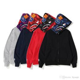 Wholesale spot hoodie online – oversize 2019 Autumn New Fashion Brand Lover Spot Large Size Cardigan Zipper Hoodies Teenager Casual Full Zipper Cardigan Hooded Hoodies